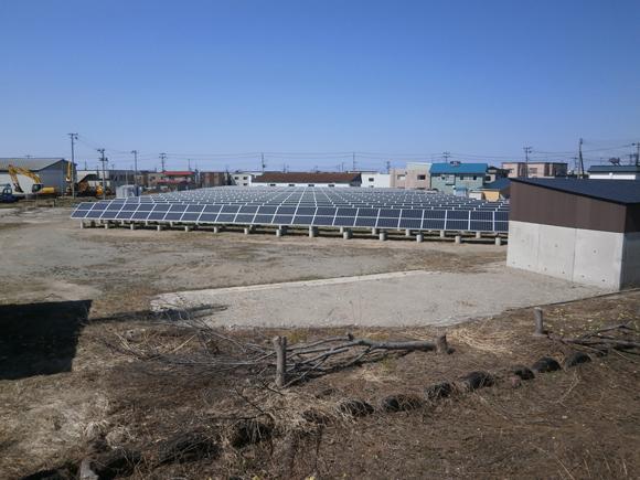 原別太陽光発電2